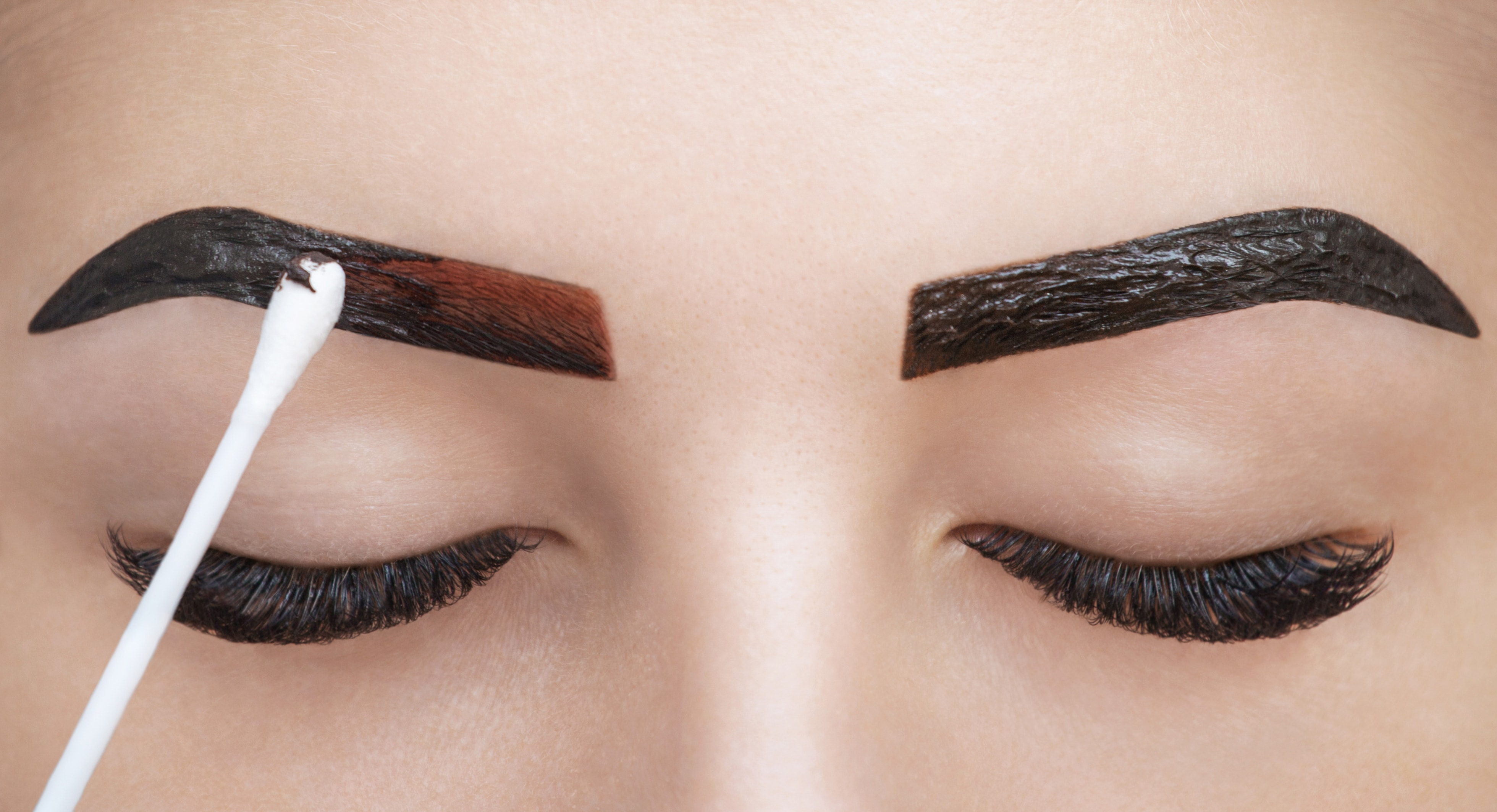 Eyebrow Tinting Glitz Thread Sugarwax Studio